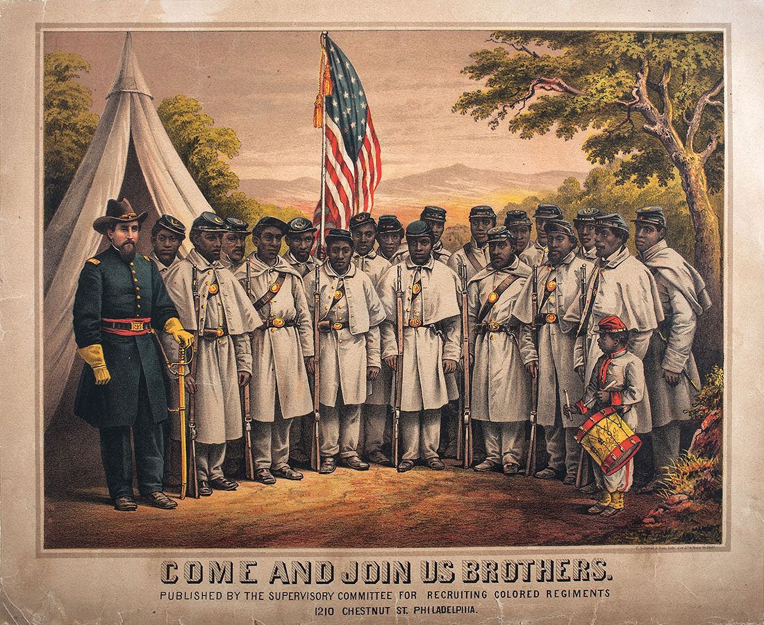 US Colored Troops, Civil War