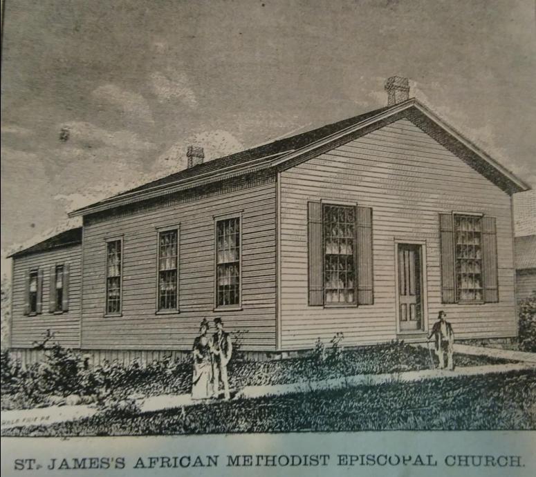 St. Jame's A.M.E