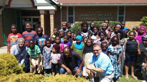 EF Smith Quality of Life Learning Group Shot Kids